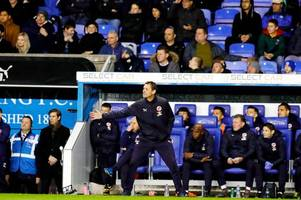scott marshall issues update on reading fc's hunt for a new manager