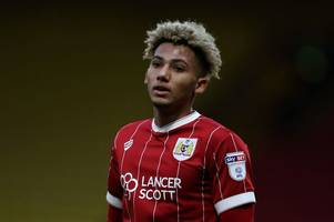 who is lloyd kelly? the bristol city ace on the radar of spurs, arsenal, man united & liverpool