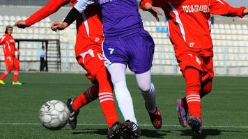 Suspensions after women footballers abused
