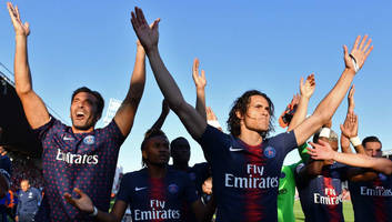 gianluigi buffon insists psg teammate edinson cavani will reject napoli return in pursuit of cl win
