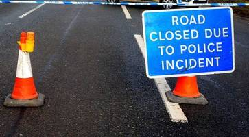 Northern Ireland travel: Security alert and serious crash cause severe Belfast delays