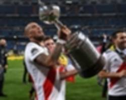 maidana: river want real madrid clash
