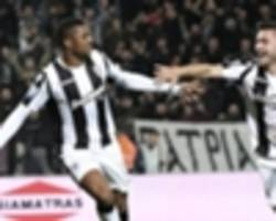 paok's matchwinner chuba akpom revels in larissa victory