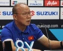 park prepares vietnam to face best attacking force in aff
