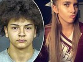 High school football player arrested in death of pregnant 17-year-old cheerleader found in dumpster