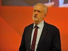 jeremy corbyn swoops on the brexit chaos to lash the 'desperate' pm