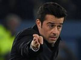 everton boss marco silva to be taunted with rubber snakes by travelling watford fans