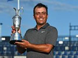 francesco molinari named golfer of the year by the european tour