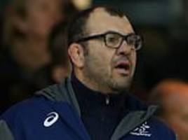 Michael Cheika's future as Australia coach to be decided by Christmas
