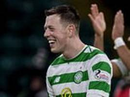 Only 'crazy money' would persuade Celtic to to sell Callum McGregor