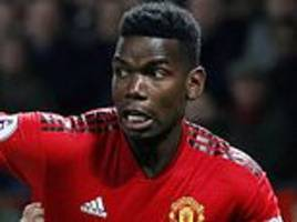 paul pogba is the only manchester united player on uefa's team of the year shortlist
