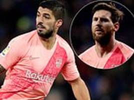 tottenham will still have to face lionel messi in do-or-die champions league clash