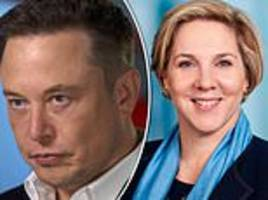 elon musk says tesla's new chairwoman robyn denholm will not rein him in