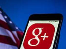 google to kill off google+ even sooner after new bug reveals personal info of 52.5 million customers