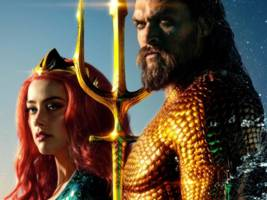'aquaman' is the biggest movie in the world, and it hasn't even debuted in the us yet
