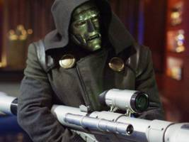 'avengers: endgame' director wants a specific take on doctor doom in the marvel cinematic universe, but the disney-fox deal could complicate it