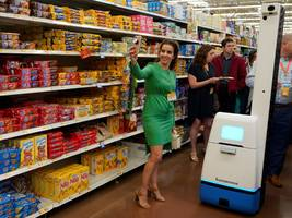 walmart is reportedly testing a burger-flipping robot as the company doubles down on automation (wmt)