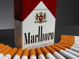 the maker of marlboro cigarettes is gaining a 'unique entry into cannabis' (mo, cron)