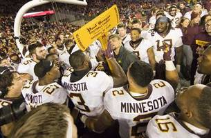 what went right for gophers football in 2018