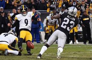 Nick Wright believes the Steelers missed out on a 'golden opportunity' vs the Raiders