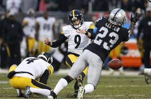 Steelers' playoff hopes iffy after pratfall in Oakland