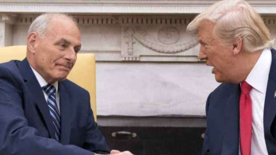 Another White House Name Gone: John Kelly Set to Leave Trump's Staff