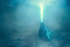 godzilla is here to make humans his pets in new 'king of monsters' trailer (video)