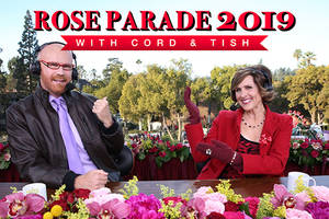 will ferrell and molly shannon's 'cord & tish' to return to host 2019 rose parade for funny or die