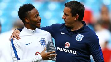 raheem sterling told gary neville about abuse concerns in 2016