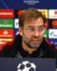liverpool boss jurgen klopp reacts to alleged racial abuse at man city's raheem sterling