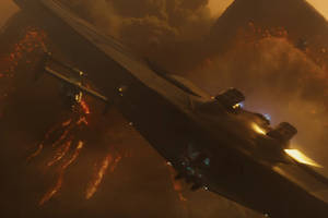 New Godzilla: King of the Monsters trailer showcases humongous monster showdown