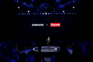 Samsung angers hypebeasts by partnering with fake Supreme brand in China
