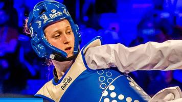 World Taekwondo Grand Slam: Lauren Williams aims to pay off parents' mortgage