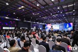 2018 dtech international design and technology conference kicks off in guangdong industrial design city