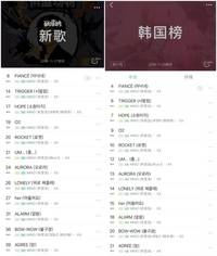 mino created a massive hit in china with the latest solo album xx