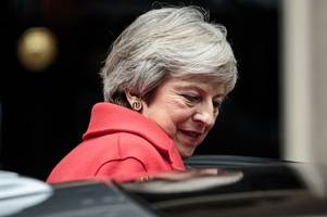 everything theresa may said about the delay to the brexit vote