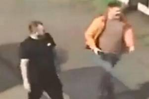 hull is furious at 'scum of the earth' thug who jumped on homeless men