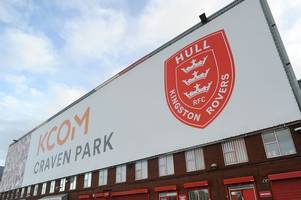 Hull KR statement on KCOM Craven Park closure and event cancellations