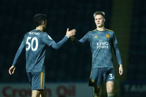 josh knight earns leicester city under-23s premier league 2 win at brighton & hove albion