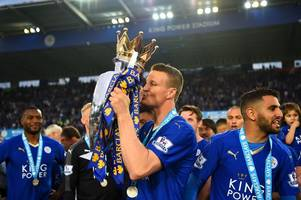 robert huth reveals the motivation behind leicester city's title win