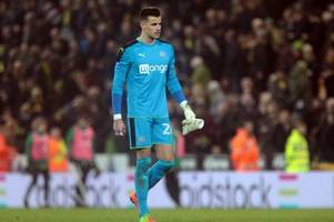 aston villa and leeds united chasing £4m newcastle star - reports