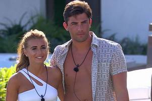love island winner's jack and dani are back together