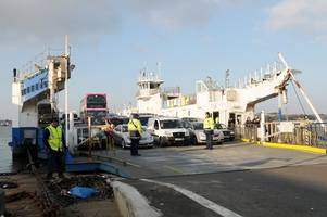 the torpoint ferry could return to a full service today after months of delays