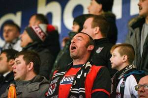why grimsby town fans should stay level headed in victory and defeat this season