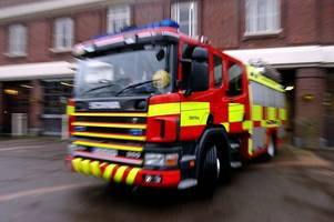 firefighters' warning after unattended candle sparks flat blaze