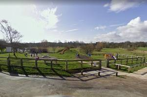 over £40,000 given for 'outdoor gym' to a village already with tennis courts and games area