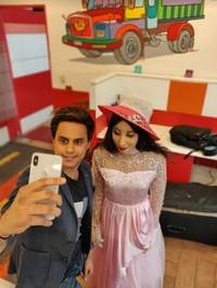 red fm introduces its newest rj - robot rashmi hosts the show on red fm