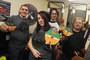 big-hearted west lothian musicians record charity christmas single for foodbank
