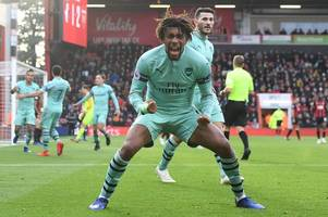 'celtic wanted me' alex iwobi on how he had the chance to leave arsenal for the hoops