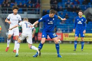 former cardiff city star greg halford in line for return to football with west bromwich albion